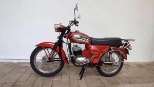 Rajdoot 175 Restored: राजदूत बाइक को दिया ऐसा लुक, देखकर पुरानी यादें हो जायेंगी ताजा