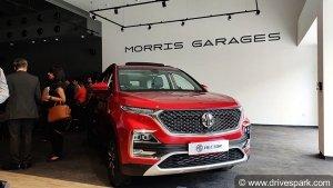 MG Motor India Investment: एमजी मोटर भारत में करेगी 1,000 करोड़ रुपये का निवेश, जानें