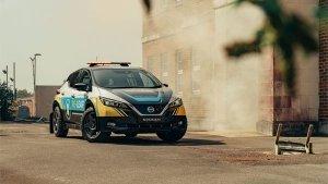 Nissan RE-Leaf Rescue Car: निसान की यह कार है चलता फिरता पाॅवर हाउस, आपदा मे बचाती है जान