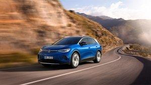 VW ID.4 Revealed In Production Spec: फॉक्सवैगन की आईडी.4 इलेक्ट्रिक कार का हुआ खुलासा