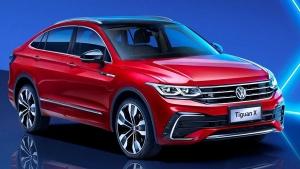 Volkswagen Tiguan X Coupe Revealed: फॉक्सवैगन टिगुआन एक्स कूपे का हुआ खुलासा, ये हैं फीचर्स