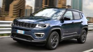 Jeep Compass 7-Seater Spied: जीप कम्पास 7-सीटर टेस्टिंग करते आई नजर, अगले साल होगी लाॅन्च