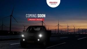 Isuzu D-Max Teaser Released: इसुजु डी-मैक्स पिक-अप ट्रक का हुआ खुलासा, जल्द होगी लाॅन्च