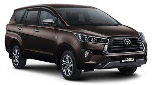 Toyota Innova Crysta Facelift Revealed: टोयोटा इनोवा क्रिस्टा फेसलिफ्ट का हुआ खुलासा, लॉन्च जल्द