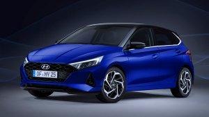 2020 Hyundai i20 Spotted Testing: नई हुंडई आई20 रात में टेस्टिंग करते आई नजर, देखें