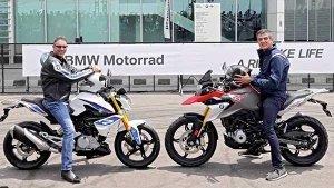 BMW G 310 Twins Launched: बीएमडब्ल्यू जी 310 ट्विन बाइक्स भारत में लॉन्च, जानें क्या है कीमत