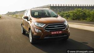 Ford Ecosport Update: फोर्ड इकोस्पोर्ट को मिला नया एंड्राइड इंफोटेनमेंट सिस्टम, जानें फीचर्स
