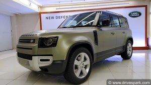 2020 Land Rover Defender Launched: नई लैंड रोवर डिफेंडर भारत में हुई लॉन्च, कीमत 73.98 लाख रुपये