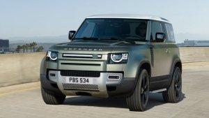 2020 Land Rover Defender Arrives India: नए लैंड रोवर डिफेंडर की पहली खेप पहुंची भारत, लाॅन्च जल्द