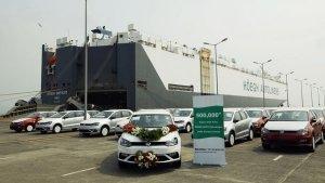 Skoda Auto VW India Export Milestone: स्कोडा ऑटो फॉक्सवैगन इंडिया ने 5 लाखवीं कार की निर्यात