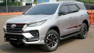 Toyota Fortuner TRD Sportivo: टोयोटा फोर्च्यूनर टीआरडी स्पोर्टिवो एडिशन का हुआ खुलासा, लाॅन्च जल्द