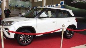 टोयोटा अर्बन क्रूजर की पहली खेप डीलरशिप के लिए निकली, जल्द शुरू होगी डिलीवरी
