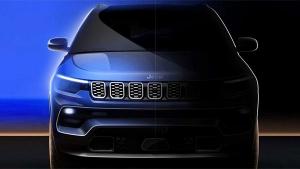 Jeep Compass Facelift Preview: जीप कम्पास फेसलिफ्ट की नई जानकारियां आई सामने, जानें अपडेट