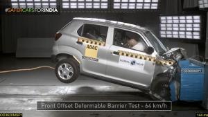 Maruti S-Presso GNCAP Safety Rating: मारुति एस-प्रेसो को मिली जीरो सेफ्टी रेटिंग, देखें वीडियो