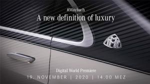 Mercedes-MayBach S-Class Teased: मर्सिडीज-मेबैक एस-क्लास का टीजर जारी, वर्ल्ड प्रीमियर जल्द