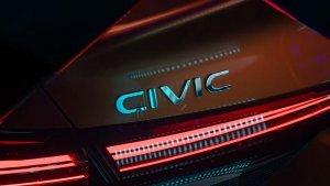 2022 Honda Civic Teased: नई होंडा सिविक का टीजर हुआ जारी, प्रोटोटाइप का जल्द होगा खुलासा