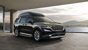 Kia Carnival Hi-Limousine Unveiled: नई-जनरेशन किया कार्निवल हाई-लेमोजिन का खुलासा, जानें फीचर्स