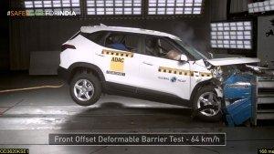 Kia Seltos Global NCAP Safety Rating: किया सेल्टोस को मिली तीन सेफ्टी रेटिंग, देखें वीडियो