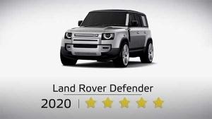 Land Rover Defender 110 Safety Rating: लैंड रोवर डिफेंडर 110 को मिली 5 स्टार सेफ्टी रेटिंग, जानें
