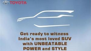 Toyota Fortuner Facelift Launch: टोयोटा फॉर्च्यूनर फेसलिफ्ट भारत में 6 जनवरी को होगी लॉन्च, जानें
