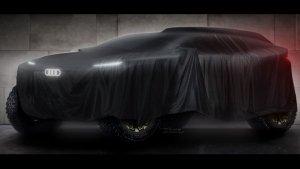 Audi To Enter Dakar Rally In 2022: ऑडी डकार रैली में 2022 में करेगी प्रवेश, दिखाया नया प्रोटोटाइप