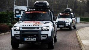 Land Rover Defender In Dakar Rally: डकार रैली में लैंड रोवर डिफेंडर बनेगी सपोर्ट व्हीकल