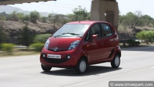 Tata Nano Electric Spied: क्या टाटा ला रही नैनो का इलेक्ट्रिक वर्जन? टेस्टिंग करते आई नजर