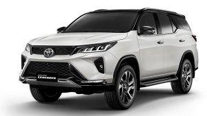 Toyota Fortuner Legender Spy Pics: टोयोटा फॉर्च्यूनर लेजेंडर लॉन्च से पहले आई नजर, लग रही आकर्षक