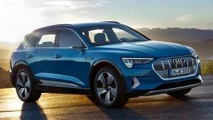 Audi e-Tron GT Teased Ahead Of Launch: ऑडी ई-ट्राॅन जीटी का टीजर जारी, जल्द होगी लाॅन्च