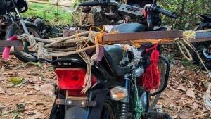 बिना हेलमेट और रजिस्ट्रेशन के चला रहा था बाइक, लगा 1.13 लाख रुपये का जुर्माना