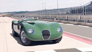 Jaguar Remake Classic C-Type Car: जगुआर अपनी क्लासिक सी-टाइप का बनाएगी रीमेक, देखें