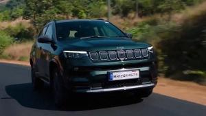 Jeep Compass Facelift Unveiled: जीप कम्पास फेसलिफ्ट का हुआ खुलासा, बुकिंग हुई शुरू