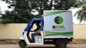 Mahindra EDel Delivery Service Launched: महिंद्रा ने लाॅन्च की इलेक्ट्रिक व्हीकल आधारित डिलीवरी सेवा