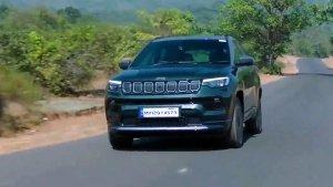 Jeep Compass Launch Date Revealed: जीप कम्पास फेसलिफ्ट भारत में 27 जनवरी को होगी लॉन्च, जानें इसके बारें में