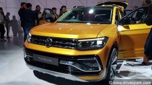 Volkswagen Taigun Spied Testing: फॉक्सवैगन टाइगन टेस्टिंग करते पहली बार आई नजर, यह जानकारी आई सामने