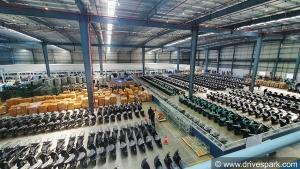 Ather Hosur Plant Details: एथर एनर्जी के होसुर प्लांट की तस्वीरें आई सामने, 21 नये शहरों में डिलीवरी होगी शुरू