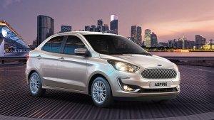 Ford Aspire CNG BS6 Spotted Testing: फोर्ड एस्पायर सीएनजी बीएस6 टेस्ट करते आई नजर, जल्द लॉन्च
