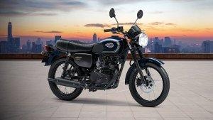 Kawasaki W175 New Color Option: कावासाकी डब्ल्यू175 को मिला नया कलर ऑप्शन, जल्द आएगी भारत