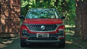 MG Hector Petrol To Launch In CVT Gearbox: एमजी हेक्टर पेट्रोल होगी सीवीटी गियरबाॅक्स में लाॅन्च, जानें