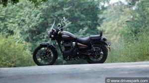 Royal Enfield Hunter Spied Testing: रायल एनफील्ड ला रही है 350cc की नई बाइक, नाम होगा 'हंटर'