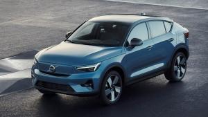 Volvo C40 Electric SUV Unveiled: आ रही है वोल्वो की सी40 इलेक्ट्रिक एसयूवी, रेंज होगी 400 किमी से अधिक