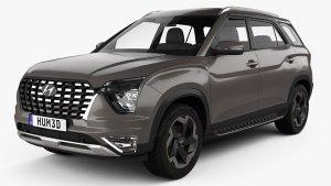 Hyundai Alcazar Details Revealed: हुंडई अल्काजार की 3डी डिज़ाइन आई सामने, जानें कैसा होगा प्रोडक्शन मॉडल