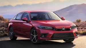Honda Cars ने जारी की नई 2022 Civic के इंटीरियर की तस्वीरें, देखें कैसा होगा