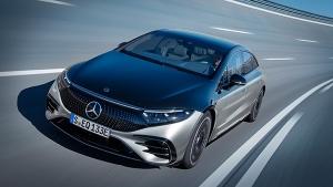 Mercedes EQS Listed On Indian Website: मर्सिडीज ईक्यूएस भारतीय वेबसाइट पर अपडेट, जल्द हो सकती है लॉन्च