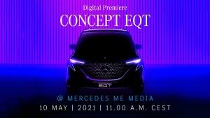 Mercedes EQT MPV: मर्सिडीज ईक्यूटी एमपीवी को जल्द ही किया जाएगा पेश, होगी एक फैमिली कार