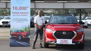 Nissan Magnite Production Milestone: निसान मैग्नाईट ने छुआ 10,000 यूनिट उत्पादन का आंकड़ा, शानदार चल रही बिक्री