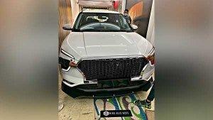 Hyundai Creta With Audi RS Style Grille: हुंडई क्रेटा में लगाई ऑडी आरएस जैसी ग्रिल, दिया प्रीमियम लुक