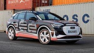 Audi Q4 e-Tron And Q4 e-Tron Sportback: ऑडी क्यू4 ई-ट्राॅन और क्यू4 ई-ट्राॅन स्पोर्टबैक 14 अप्रैल को होगी पेश