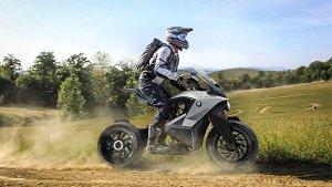 BMW Concept Bike By Indian Student: भारतीय डिजायनर ने पेश की बीएमडब्ल्यू की काॅन्सेप्ट इलेक्ट्रिक बाइक
