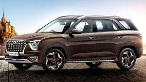 Hyundai Alcazar SUV Unveiled: हुंडई अल्काजार एसयूवी का हुआ खुलासा, अगले माह हो सकती है लॉन्च